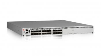 Коммутатор Huawei OceanStor SNS2224 FC ,24 Ports,Single PS(AC)+Rack Mount Kit SpB (02357652)