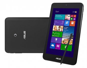 "Планшетный компьютер Asus M80TA-DL001H Atom Z3740 (1.33) 4C/RAM2Gb/ROM32Gb 8"" IPS 1280x800/WiFi/BT/5Mpix/1.26Mpix/Windows 8/черный/Touch/microSD/minUS"