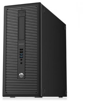 Системный блок HP EliteDesk 800 MT i7 4770/8Gb/SSD 256Gb/HD4600/DVDRW/Win 8 Prof 64 downgrade to Win 7 Prof 64/клавиатура/мышь