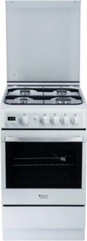Газовая плита Hotpoint-Ariston H5GG1 C (W) RU