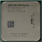 Процессор AMD A8-7600 BOX (AD7600Y) 3.1 GHz/4core/SVGA RADEON R7/ 4 Mb/65W/5 GT/s Socket FM2+