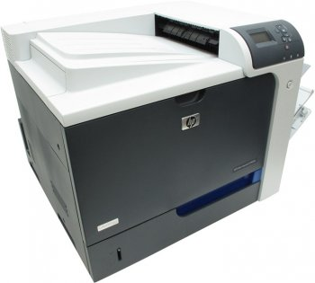 Принтер hp Color LaserJet CP4025n <CC489A> (A4, 35стр/мин, 512Mb, USB2.0, сетевой)
