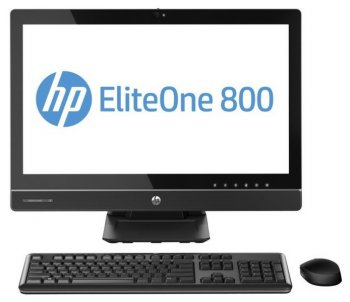 "Моноблок HP EliteOne 800 23"" IPS P G3220/1x4Gb/500Gb/DVDRW/MCR/W8Pro64/WiFi/клавиатура/мышь /2013 Tilt/Swivel/Recline/HAS 800/600"
