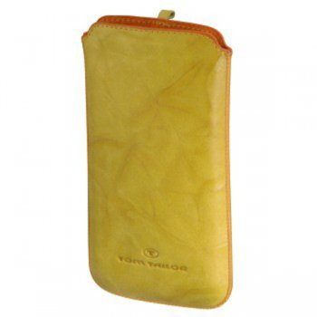 Чехол Tom Tailor Crumpled Colors H-115815 yellow для iPhone 4/4S/HTS Rhyme/Mozart