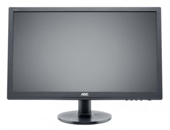 "Монитор AOC 24"" e2460sd/01 Black TN LED 5ms 16:9 DVI 20M:1 250cd"