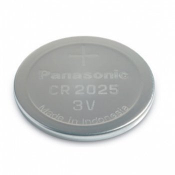 Батарейка Panasonic CR2025EL CR2025 (1шт. уп)