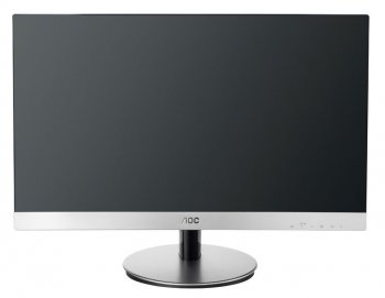 "Монитор AOC 23"" I2369VM/01 Silver-Black IPS LED 5ms 16:9 2xHDMI M/M 50M:1 250cd Displayport"
