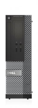 Системный блок Dell Optiplex 3020 SFF i5 4590 (3.3)/4Gb/500Gb/HDG4400/DVDRW/Win 7 Prof 64 upgrade to Windows 8.1 Prof 64 /клавиатура/мышь/1Y Basic NBD