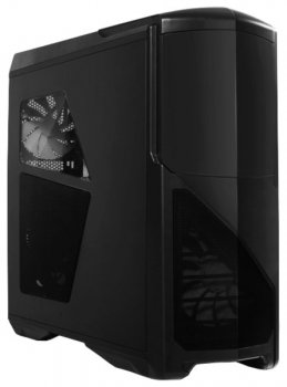 Корпус NZXT H630 черный w/o PSU XL-ATX 9x120mm 6x140mm 4x200mm 2xUSB2.0 2xUSB3.0 audio CardReader bott PSU
