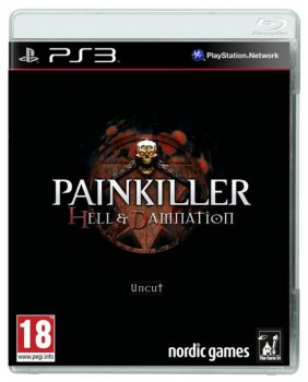 Игра для Sony PlayStation Painkiller: Hell & Damnation