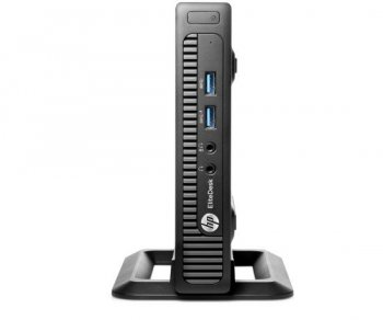 Системный блок HP EliteDesk 800 mini PC P G3220T/4Gb/500Gb/DVDRW/Free DOS/клавиатура/мышь