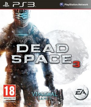 Игра для Sony PlayStation Dead Space 3 русские субтитры (RUS)