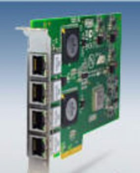 Сетевая карта Gigabit Ethernet Allied Telesis AT-2973T/4-001