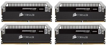 Оперативная память DDR4 4x4Gb 2800MHz Corsair (CMD16GX4M4A2800C16) RTL Unbuff