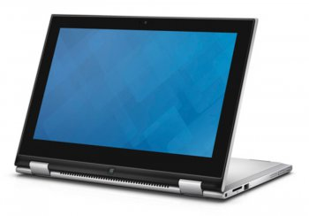 "Ноутбук Dell Inspiron 3147 Pentium N3530 (2.16)/4G/500G/11,6""HD Touch/Int:Intel HD/BT/Win8.1 (3147-9103) (Silver)"