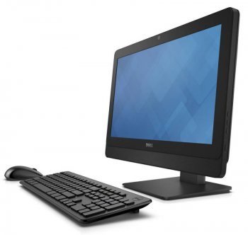 "Моноблок Dell Optiplex 3030 AIO 19.5"" 1600x900 Touch i5 4590S (3.0)/8Gb/500Gb/SSD8Gb/HDG4600/DVDRW/Win 8.1 Pro/клавиатура/мышь/Web"