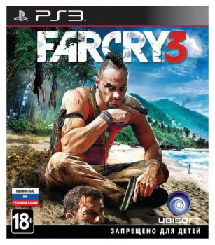 Игра для Sony PlayStation 3 Far Cry 3 Rus