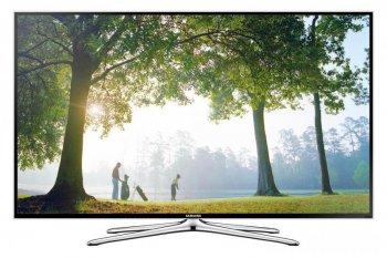 "Телевизор-LCD 32"" Samsung UE32H6350AK black FULL HD 3D USB DVB-T2 (RUS) SMART ,3D sound,200CMR"