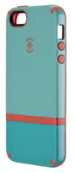 Чехол Speck для iPhone 5/5S CandyShell Flip pool blue/dark pool blue/wild salmon pink (SPK-A0664)