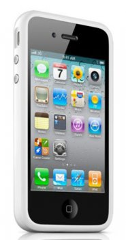 Чехол для Apple iPhone 4 MC668ZM/A Белый