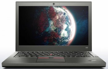 "Ноутбук Lenovo ThinkPad X250 Core i7 5600U/8Gb/SSD240Gb/12.5""/FHD/Windows 7 Professional 64 +W8.1Pro/black/WiFi/BT/Cam"