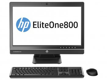 Моноблок HP EliteOne 800 AIO P G3250/4Gb/500Gb/DVDRW/CR/Free DOS/клавиатура/мышь/Cam