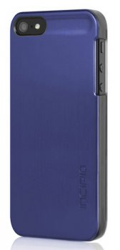 Чехол Incipio для iPhone 5/5S Feather Shine Metallic Purple (IPH-931)