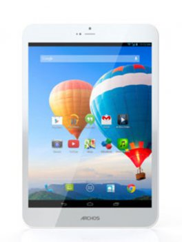 "Планшетный компьютер Archos ARCHOS 79 XENON MT8389 4C QC/RAM1Gb/ROM8Gb/7.85"" IPS 1024*768/3G/WiFi/BT/And4.2/white"