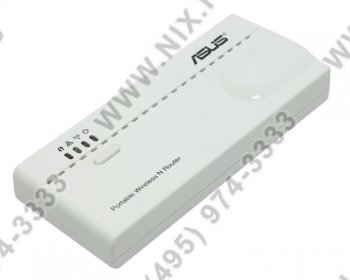 Маршрутизатор ASUS WL-330N Wireless N Mobile Router (RTL)