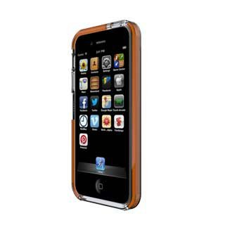 Чехол Tech21 для iPhone5 Impact Shell transparent пластик (T21-1974)
