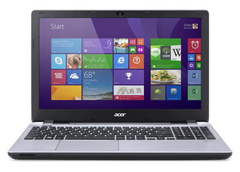 "Ноутбук Acer V3-series V3-572G-65JJ Core i5-4210U/6Gb/1Tb/DVDRW/GF840 2Gb/15.6""/FHD/1920x1080/Win 8 Single Language 64/grey/BT4.0/6c/WiFi/Cam"