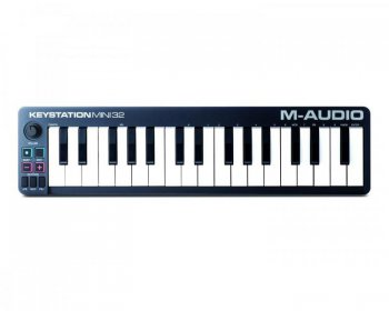 Клавиатура MIDI M-Audio Keystation Mini 32