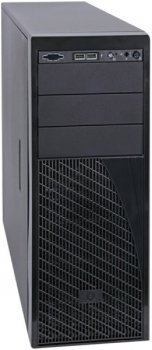 Корпус Intel Original P4304XXSHDR Midi-Tower 2x460W черный