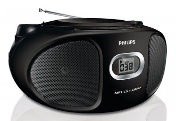 Аудиомагнитола Philips AZ-305/12 CD/MP3