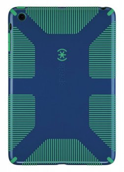 Чехол Speck для Apple iPad mini CandyShell Grip SPK-A1960 harbor blue/malachite green