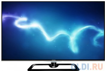 "Телевизор-LCD 32"" Supra S-LC32ST660WL черный/HD READY/50Hz/DVB-T2/DVB-C/USB/WiFi (RUS)"