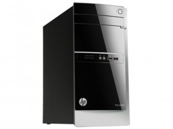 Системный блок HP 500-501ur A8 6500/6Gb/1Tb/R7 240 2Gb/DVDRW/Windows 8.1/клавиатура/мышь