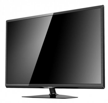 "Телевизор-LCD 24"" Mystery M-2428LT2 black FULL HD USB(video) DVB-T2 (RUS) DVB-T"