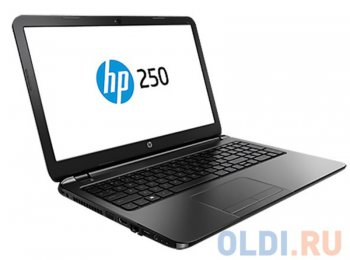 "Ноутбук hp 250 Core i5-4210U/4Gb/500Gb/DVD/int/15.6""/HD/Win 8.1 Professional 64 downgrade to Win7Pro 64/BT4.0/4c/WiFi"
