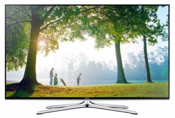 "Телевизор-LCD 40"" Samsung UE40H6200AK ""R"" черный/FULL HD/200Hz/DVB-T2/DVB-C/3D/USB/WiFi/Smart (RUS)"