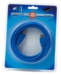 Кабель PC PET USB 3.0 Am-Af extension cable 3m