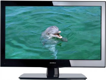 "Телевизор-LCD 18.5"" Supra S-LC19740WL черный/HD READY/50Hz/USB (RUS)"