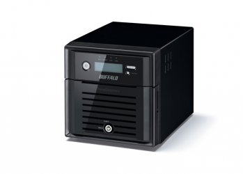 Сетевое хранилище Buffalo TeraStation 5200 Windows Storage Server2012R2 (WS5200D0402WR2EU) SATA 2x2Tb 7.2K 2Ctrl Ethernet RAID 0/1/JBOD NAS