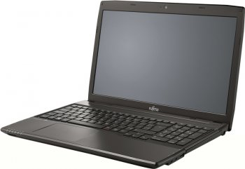 "Ноутбук Fujitsu LIFEBOOK AH544 Core i5-4200M/4Gb/500Gb/DVDRW/GT720M 2Gb/15.6""/HD/Mat/1366x768/Win 8.1 EM 64/black/BT4.0/CR/6c/WiFi/Cam"