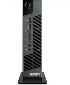 Тонкий клиент ПК Lenovo ThinkCentre M32 Cel 847/2Gb/Win 7 Embedded Standard/клавиатура/мышь/8Gb Flash