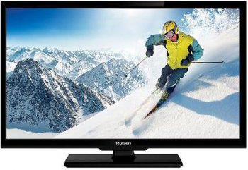"Телевизор-LCD 19"" Rolsen RL-19E1302 ultra slim black HD READY USB (RUS)"