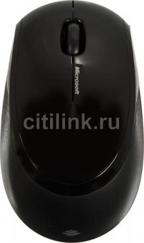 Мышь беспроводная Microsoft 5000 Wireless optical USB black (MGC-00016)