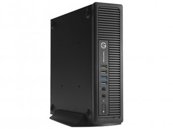 Тонкий клиент HP t820 i5 4570S (2.9)/4Gb/SSHD16Gb/SSD16Gb/HDG4600/Windows Embedded Standard 7E/BT/клавиатура/мышь