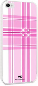 Чехол White Diamonds для iPhone5 Knox Pink пластик Swarovski (WD-1210KNX41)