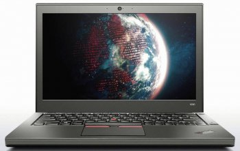 "Ноутбук Lenovo ThinkPad X250 Core i5 5200U/8Gb/SSD240Gb/Intel HD Graphics 5500/12.5""/FHD/3G/Windows 7 Professional 64 +W8.1Pro/black/WiFi/BT/Cam"